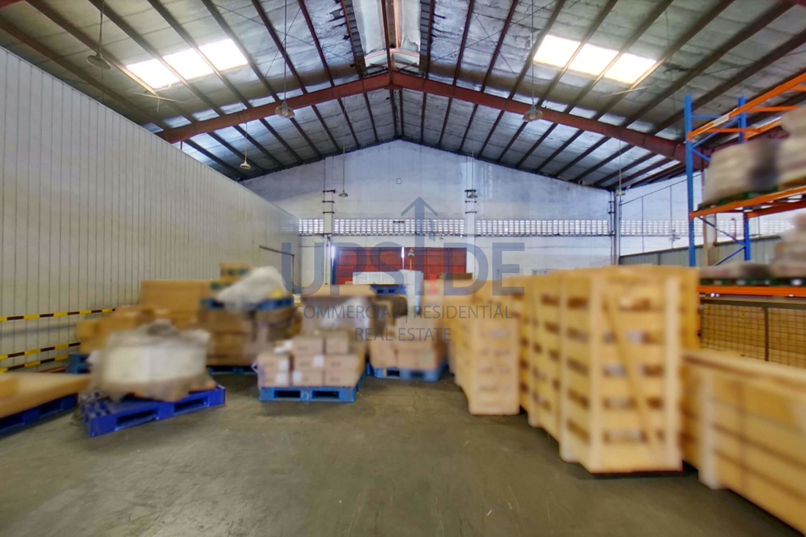 Warehouse in Pasay City